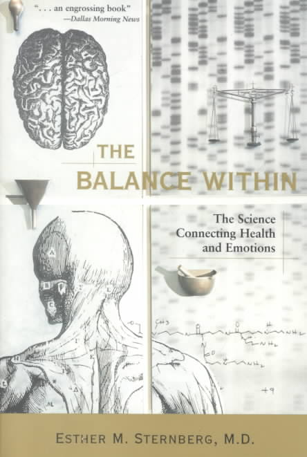 The Balance Within By Sternberg, Esther M.
