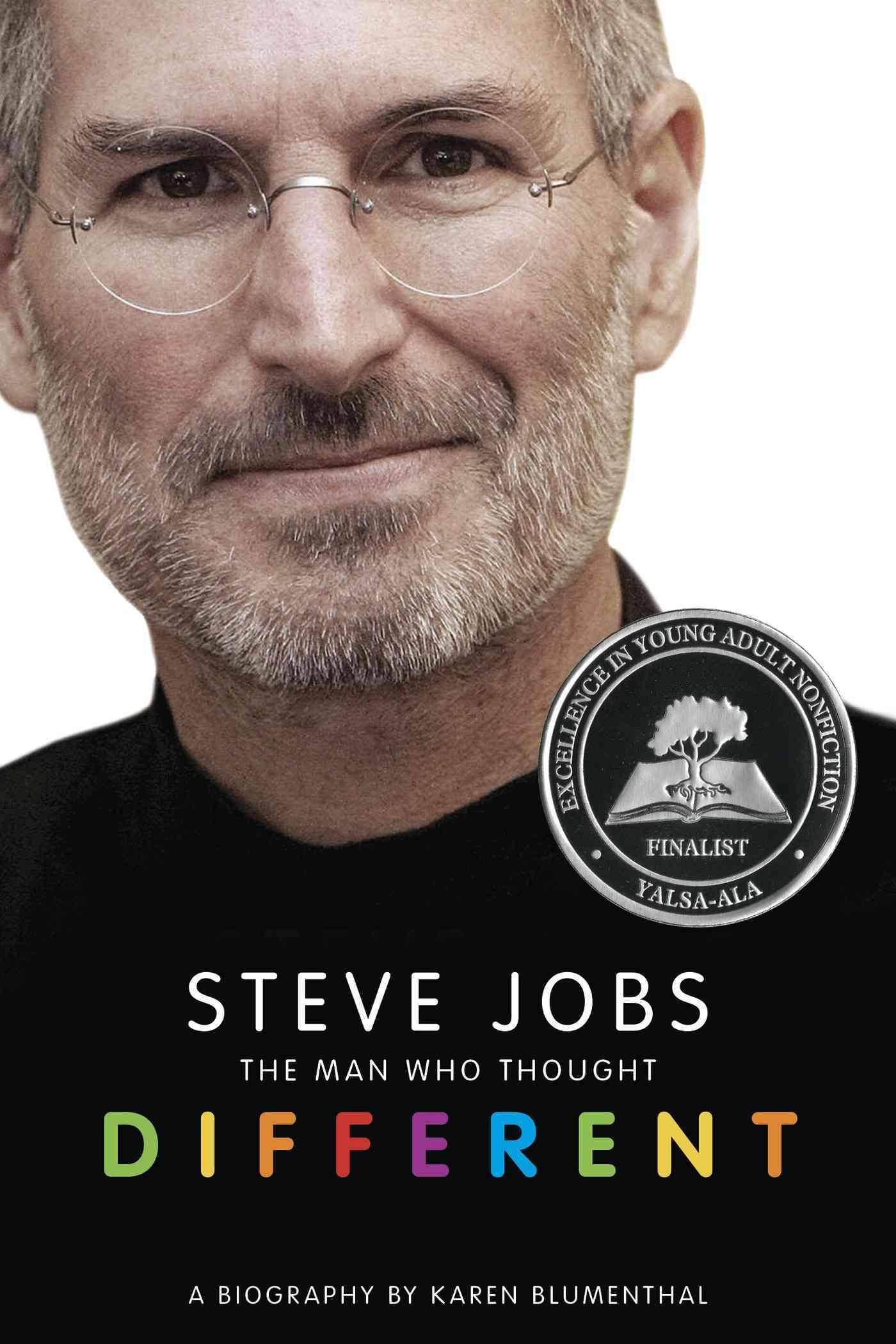 Steve Jobs By Blumenthal, Karen